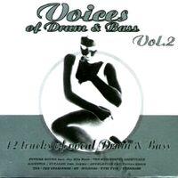 Voices Of Drum & Bass Volume 2 duran duran