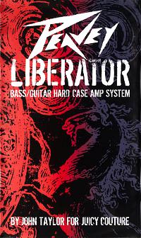 Duran Duran Liberator J-84 Bass Guitar