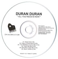 20 ALL YOU NEED IS NOW BELGIUM 945.B271.122 - PIASB 271 CDPRO DURAN DURAN DISCOGS DISCOGRAPHY 2