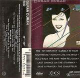 188 rio album duran duran wikipedia Capitol Records – 4XT-12211 usa discography discogs song lyric wiki