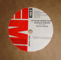 2 Zimbabwe EMIJ 4428 duran duran is there something i should know discography discogs wikia