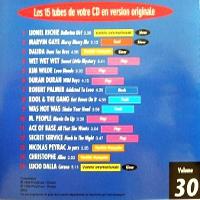 File:La Légende Des Tubes Volume 30 duran duran back.jpeg