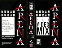 Arena promo VHS · PMI-EMI · UK · No Cat duran duran video wikipedia