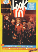 LOOK IN MAGAZINE 29 12 1984 wikipedia duran duran