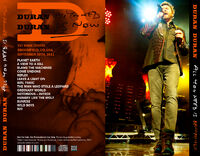 1st Bank Centre, Broomfield, CO, USA, October 4th, 2011. romanduran artwork duran duran vinyl discography discogs wikipedia 2
