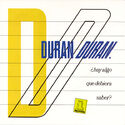 7 is there something i should know SPAIN · 10C 006-065089 duran duran discogs discography