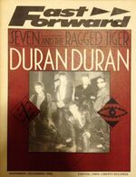 1. Fast Forward Capital Records nov - dec 1983. This is an internal magazine to capital Emi records. duran duran wikipedia
