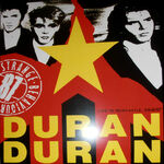 DURAN DURAN - LIVE IN NEWCASTLE 24 4 87 MLP + POSTER MADONNA LP wikipedia greece