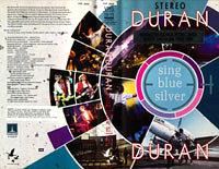 T7 VHS · THORN EMI VIDEO · USA · TVF 2852 sing blue silver duran duran wikipedia