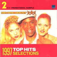 WEA Top Hits Selections 1997 - Vol. 2 duran duran