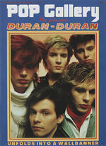1 pop gallery magazine duran duran lyric wiki