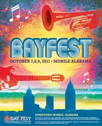 Mobile, AL (USA) BayFest