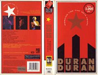 Working for the skin trade spain VHS · VIDEO COLECCIÓN-PMI-EMI · SPAIN · 2028PMV duran duran wikipedia video