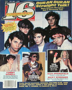 16 pop magazine duran duran band discogs discography