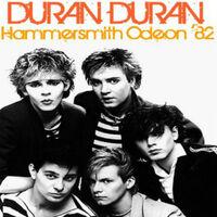 Hammersmith odeon '82 cd bootleg duran duran wikipedia discogs