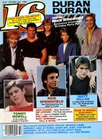 1 16 magaine october 1983 duran duran