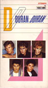 Japan VHS · EMI MUSIC VIDEO · JAPAN · TT49-7001H duran duran wikipedia