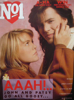 1 no 1 MAGAZINE 15-2-86 - JOHN TAYLOR (POWER STATION DURAN DURAN PATSY KENSIT WIKIPEDIA