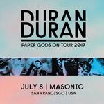 Frieda billingham Paper Gods On Tour - San Francisco duran duran wikipedia music com