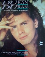 Duran duran a special edition magazine wikipedia band
