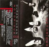 52 notorious album duran duran wikipedia song CAPITOL · CANADA · 4PJ-12540 discography discogs lyric wikia