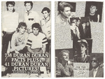 Duran Duran - RARE BOP MAGAZINE BOOK 1984 LAUFER PUBLICATION wikipedia