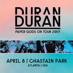 Paper Gods On Tour - Atlanta bootkeg duran duran wikipedia music com