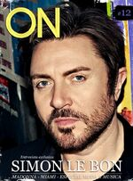 On magazine duran duran wikipedia simon le bon
