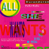 12 all she wants is single japan PRP-1344 duran duran discography discogs wikipedia