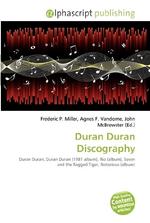 Duran Duran Discography