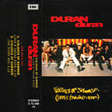 41 violence of summer love's taking over song single duran duran cassette EMI · MALAYSIA · S TC-DD 14 discography discogs wiki