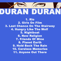 Clutch cargo duran duran wikipedia discogs collection
