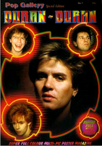 Duran duran pop gallery magazine az