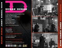 Jimmy kimmel live duran duran bootleg artwork by romanduran
