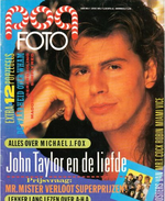 Pop foto netherlands holland duran duran magazine 4, 1986