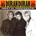 3 meet el presidente single canada B-44001 duran duran discography discogs