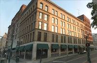 XLO MUSIC LOFT Commercial Street, Downtown Worcester WIKIPEDIA RADIO DURAN DURAN