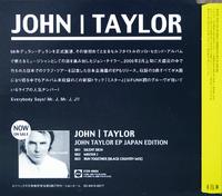 Mr. j john taylor promo duran duran wikipedia single