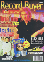 Magazine record buyer duran duran