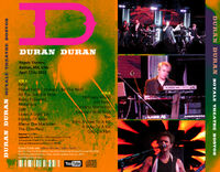DURAN DURAN Royale NIGHTCLUB