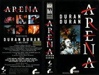 Spain VHS · PMI-FILMAYER · SPAIN · PMI-004-87 arena video duran duran wikipedia