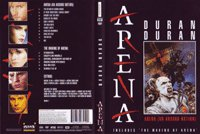 Arena brazil DVD · EMI · BRAZIL · AD0003000 - 599721 9 wikipedia duran duran video