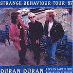 Duran duran strange behaviour