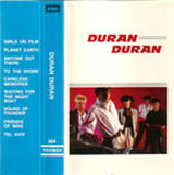 71 DURAN DURAN 1981 ALBUM EMI-ODEON · SPAIN · 264 1643824 DISCOGRAPHY DISCOGS WIKIPEDIA