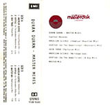 16 master mixes cassette album duran duran EMI-MASTERDISK · ASIA · TCVB-15320 discography discogs wiki com