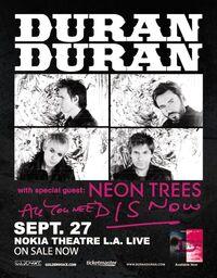 1 Duran Duran @ Nokia Theater usa tour