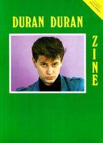 Duran Duran Zine - Duranzine - Newsletter for American Duranies book wikipedia