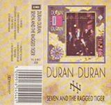 121 seven and the ragged tiger album wikipedia duran duran EMI · NEW ZEALAND · TC EMC 209 discography discogs music com wiki