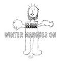 Green duran duran winter marches on