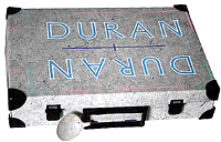 DURAN DURAN Brief Case Set 3
